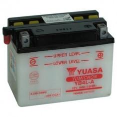 Yuasa baterie maxiscuter YB4L-A 120x70x92 12V 4Ah 56A Kawasaki
