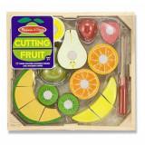 Set Fructe din Lemn pentru Taiat