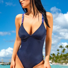 Costum de baie intreg Kamala Blue