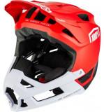 100% TRAJECTA All Mountain/Enduro Helmet Red