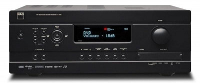 Amplificator / Statie NAD T 775 HD 2, receiver A/V surround 7.1 canale 3D ready foto