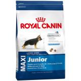 Cumpara ieftin Hrana uscata pentru caini Royal Canin, Maxi, Junior, 15kg