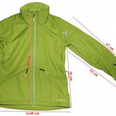 Geaca windstopper Vaude, WindProof 100, ventilatii, dama, marimea 36(S)