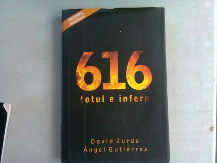 616 TOTUL E INFERN - DAVID ZURDO