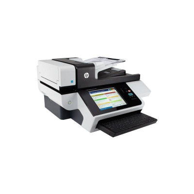 Scanner HP Digital Sender Flow 8500 fn1 foto