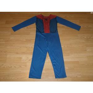 costum carnaval serbare spiderman pentru copii de 5-6 ani