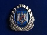 INSIGNA - CUC / CASCHETA / EMBLEMA - MINISTERUL AFECERILOR INTERNE - POLITIE
