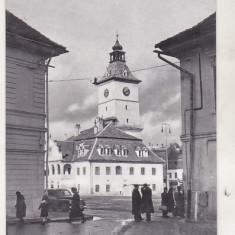 bnk cp Orasul Stalin - Vechea casa a Sfatului - circulata
