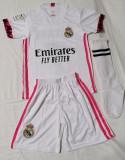 Echipament fotbal copii Real Madrid Hazard 7ard