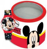 Cumpara ieftin Ceas Junior WALT DISNEY KID WATCH Model MICKEY – Tin Box 561975
