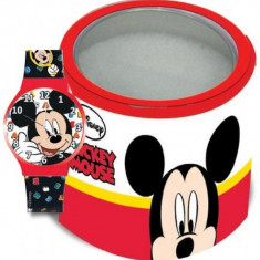 Ceas Junior WALT DISNEY KID WATCH Model MICKEY – Tin Box 561975