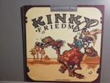 Kinky Friedman – Lasso From El Paso (1976/CBS/Holland)  - VINIL/Impecabil