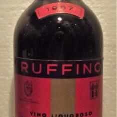 A67 -VIN liquoroso salento croce d'oro, recoltare 1967  cl 72 gr 16,5