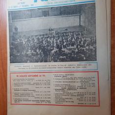 revista radio-tv saptamana 26 octombrie-1 noiembrie 1980