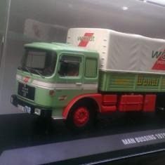 Macheta MAN Bussing 1975 (ROMAN) - IXO camion 1/43