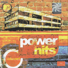 CD Power Hits Volume 1: Andra, Marcel Pavel, Gaz pe Foc