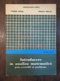 INTRODUCERE IN ANALIZA MATEMATICA-C.POPA