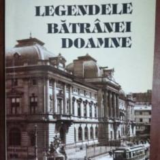Legendele batranei doamne - Cristian Paunescu, Marian Stefan