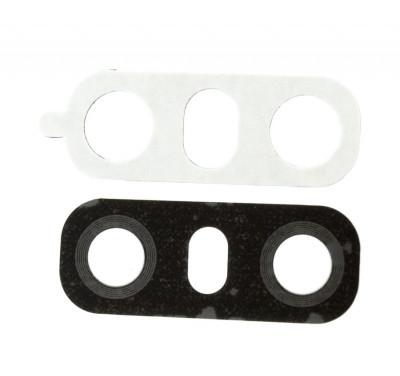 Geam Camera LG G6, Black foto