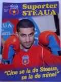 "Revista fotbal - ""Suporter STEAUA"" (Nr.4/2004)-poster Daniel Oprita"
