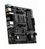 Placa de baza MSI B450M BAZOOKA MAX WIFI, AMD B450, AM4, DDR4, mATX