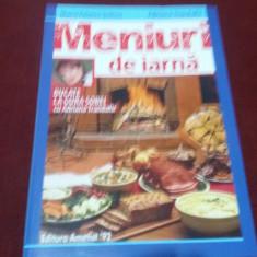 MARIA CRISTEA SOIMU - MENIURI DE IARNA