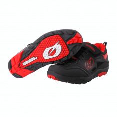 Pantofi Ciclism O Neal Traverse Flat Negru Rosu 42