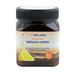 Miere de Manuka Poliflora cu Lamaie Melora MGO 85+ 375gr New Zealand Cod: RB1004157