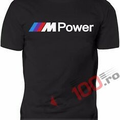 Tricou Personalizat Color - BMW MPower