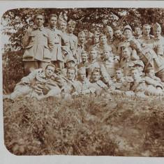 Militari Primul Razboi Mondial fotografie veche