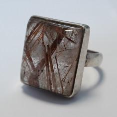INEL argint EXCEPTIONAL vechi ELEGANT rar OPULENT de efect VINTAGE splendid