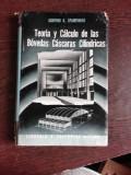 TEORIA Y CALCULO DE LAS BOVEDAS CASCARAS CILINDRICAS - AGRIPINO R. SPAMPINATO (CARTE IN LIMBA SPANIOLA)