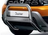 Bullbar inox original DACIA DUSTER II 2018-> ManiaCars
