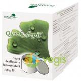 Quick Depil - Ceara Depilatoare Naturala Hidrosolubila 300g