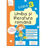 Limba si literatura romana clasa a III-a - Arina Damian