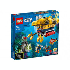 LEGO City - Submarin de explorare 60264