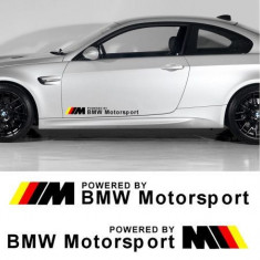 Sticker auto laterale BMW Motorsport (v3)