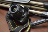 DSLR Nikon5200, Obiectiv Nikon DX VR 50-200, Obiectiv Nikon DX VR 18-55