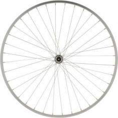 """Roată Față Bicicletă Polivalentă 28"""" Argintiu"""