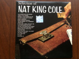 Nat king cole selection of cd disc compilatie muzica jazz easy listening A&A rec, a&a records romania
