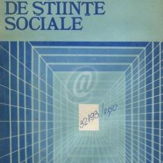 Didactica invatamantului de stiinte sociale