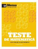 Cumpara ieftin Mensa. Teste de matematică. 150 de probleme de logică matematică