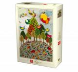 Cumpara ieftin Puzzle Nature Birds and Bugs, 1000 piese
