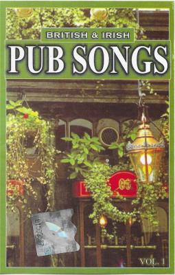 Caseta British & Irish Pub Songs Vol. 1, originala foto