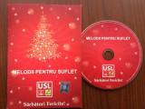 melodii pentru suflet sarbatori fericite cd disc muzica romaneasca compilatie