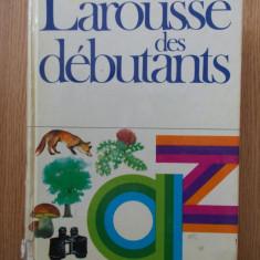 LAROUSSE DES DEBUTANTS, 1977