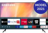 Televizor LED Samsung 147 cm (58inch) 58AU7172, Ultra HD 4K, Smart TV, WiFi, CI+