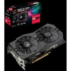Placa video Radeon RX570 Rog Strix OC, 8GB, GDDR5, 256 bit