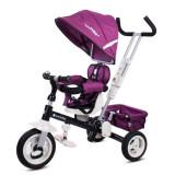 Cumpara ieftin Tricicleta cu sezut reversibil Sun Baby 002 Super Trike Plus Burgundy