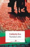 Numarul zero, Umberto Eco